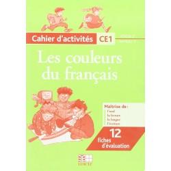 Les couleurs du français CE1 - Cahier d'activités (expression orale) - Hachette