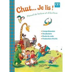 Chut …….je lis! CE1 - Cahier d'exercices - 2012 - Hachette