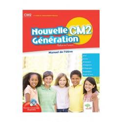 Nouvelle Génération : CM2 français Livre Unique