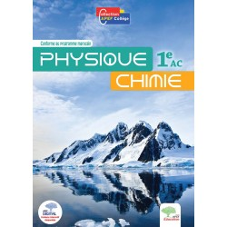 Physique-Chimie 1e Année College - Apef College