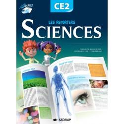 Les reporters des sciences CE2 - Manuel de l'élève - 2011 - Sedrap