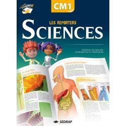 Les reporters des sciences CM1 - Manuel de l'élève - 2011 - Sedrap