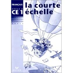 Courte Echelle CE1 - Cahier d'activités - Hatier