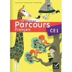 Parcours CE1 - Livre de l'élève - 2011 - Hatier