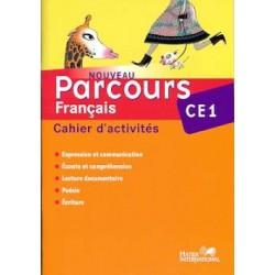 Parcours CE1 - Cahier d'Activités - Expression Orale - 2011 - Hatier