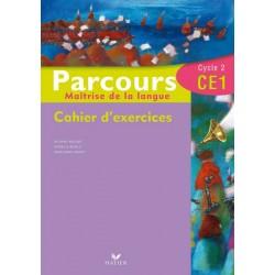Parcours CE1 - Cahier d'exercices - Hatier