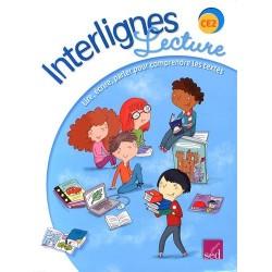 Interlignes Lecture CE2 - Manuel - 2014 - Sed