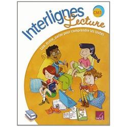 Interlignes Lecture CM1 - Manuel - 2014- Sed