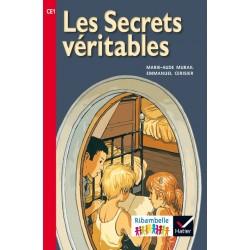 Les secrets véritables - Ribambelle CE1 - Série rouge - Album nº2 - 2016 - Hatier