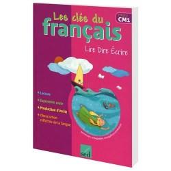 Les clés du français CM1 - Manuel - 2005 - Sed