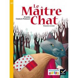 Le Maître Chat - Ribambelle CE1 - Série jaune - Album nº3 - 2016 - Hatier