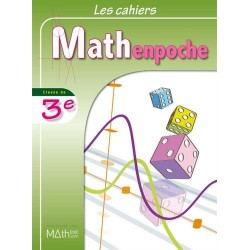 Les cahiers Mathenpoche 3e - Géneration 5