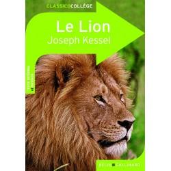 Le Lion - Classico Collège N° 38 - 2010 - Belin Gallimard