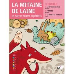 Facettes CE1 - Album 1 : La mitaine de laine et autres contes répétitifs