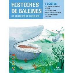 Facettes CE1 - Album 2 : Histoires de baleines en pourquoi et comment