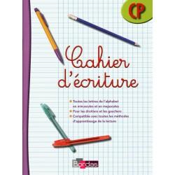 Cahier d'écriture CP - 2009 - Bordas