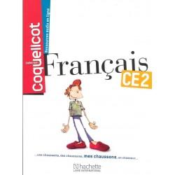 Coquelicot CE2 - Manuel - 2013 - Hachette