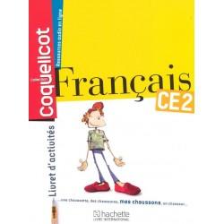 Coquelicot CE2 - Livret d'activités - 2013 - Hachette