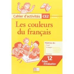 Les couleurs du français CE2 - Cahier d'Activités (Expression Orale) - Hachette