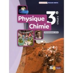 Physique Chimie 3e - Regaud-Vento - Manuel - 2017 - Bordas