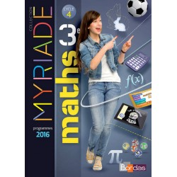 Myriade Maths 3e - Manuel - 2016 - Bordas