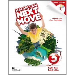 Next Move - Level 3 - Pupil's Book - 2014 - Macmillan