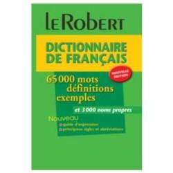 Le Robert dictionnaire de français