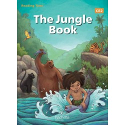 The Jungle Book - Reading Time - CE2 - Livre élève - 2013 - Hachette