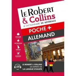 Dictionnaire Le Robert & Collins Poche Plus Allemand