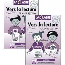 La Classe - Vers la lecture Grande Section Tome 1 et Tome 2