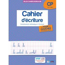 Cahier d'écriture pour Gauchers CP - 2014 - Bordas