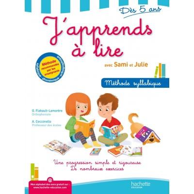 J'apprends à lire avec Sami et Julie GS - Manuel - 2014 - Hachette
