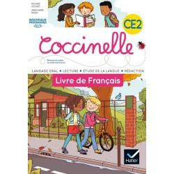 Coccinelle français CE2 - Manuel - 2016 - Hatier
