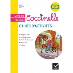Coccinelle Français CE2 - Cahier d'activités - 2016 - Hatier