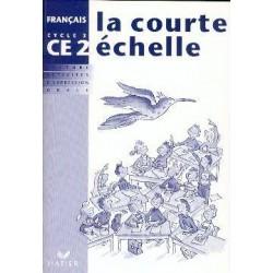La Courte Echelle CE2 - Cahier d'activités - Hatier