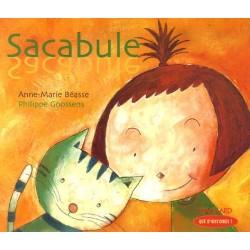 Sacabulle - Que d'histoires - GS - Album - Magnard