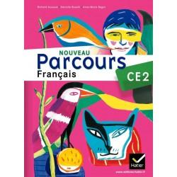 Parcours CE2 - Manuel - 2011 - Hatier