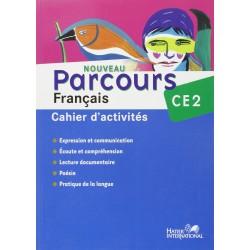 Parcours CE2 - Cahier d'activités (expression orale) - 2011 - Hatier