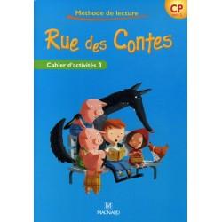 Rue des Contes CP - Cahier d'activités 1 - Magnard