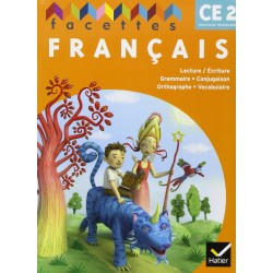 Facettes CE2 - Manuel + Memo - 2009 - Hatier