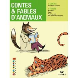 Facettes CE2 - Album 1 : Contes et fables d'animaux - Hatier