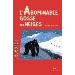Facettes CE2 - Album 2 : L'abominable gosse des neiges - Hatier
