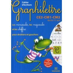 Graphilettre CE2-CM1-CM2 de 8 à 11 ans - 2008 - Magnard