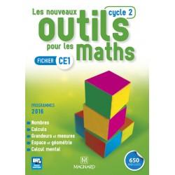 Les Nouveaux Outils pour les Maths CE1 - Fichier - 2016 - Magnard