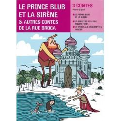 Facettes CE2 - Album 10 : Le Prince Blub et la sirène, et autres contes de la rue Broca