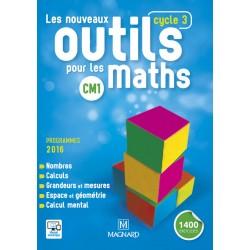 Les Nouveaux Outils pour les Maths CM1 - Manuel - 2016 - Magnard