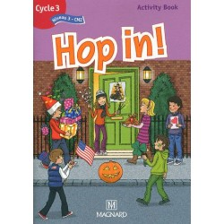 Hop in! CM2 - Activity Book - 2011 - Magnard