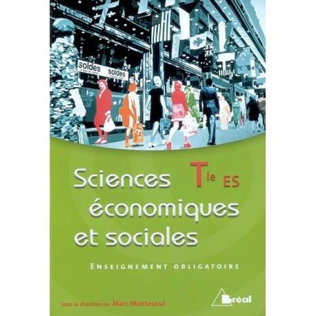 Sciences Economiques et Sociales Tle ES Obligatoire - Manuel - 2007 - Breal