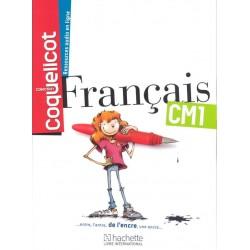 Coquelicot CM1 - Manuel - 2013 - Hachette