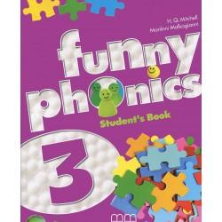 Funny Phonics 3 - Book - MM Publications
